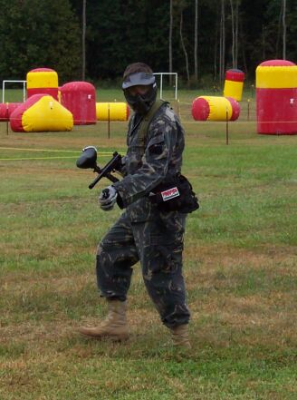 Paintball Hero
