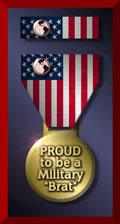 Military Brat Medal